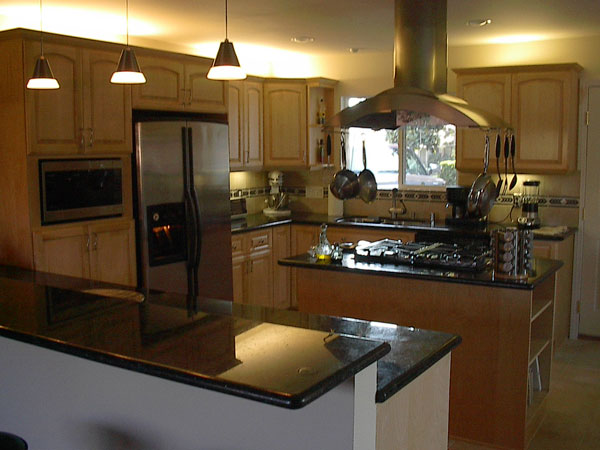 Bel Air Kitchen Remodeling