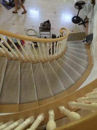 Bel Air Staircase Remodeling