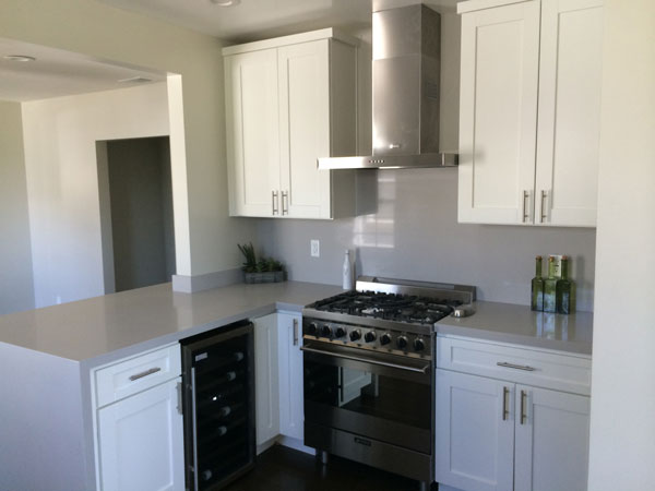 Santa Monica Kitchen Remodeling