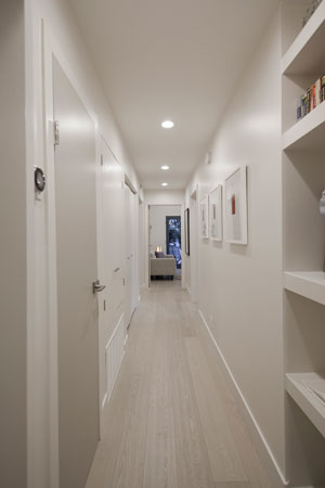 Silver Lake Hallway Renovation