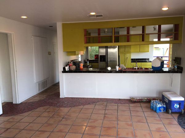 Silver Lake Kitchen Remodeling