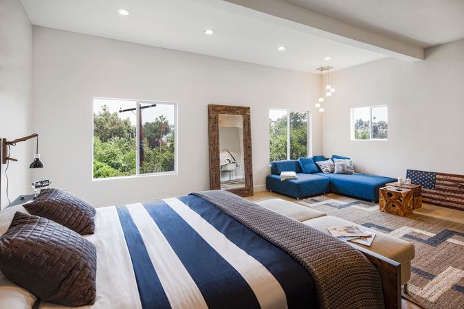 Silver Lake Master Bedroom Renovation